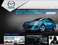 Mazda Homepage