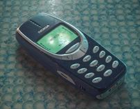 NOKIA 3310 Hommage