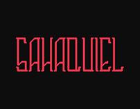 Sahaquiel | FREE FONT