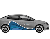 CIVA muhendislik Car artwork design