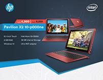 HP laptops flyer | souq.com
