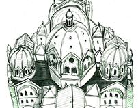 Bird's Eye Cathedrals
