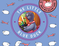 KIWI CORKERS: The Little Blue Duck