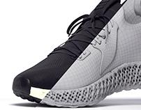 Realistic 3D shoes for e-commerce