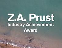 Z.A. Prust Award Promo