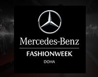 Mercedes Fashion Week Tunnel