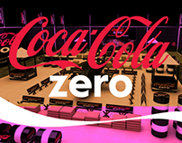 Coca-cola zero paintball battle field '10
