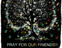 PRAY FOR OUR FRIENDS