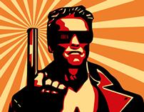 Terminator film poster