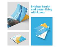 LUMA Branding and Graphic Design Project