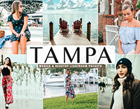 Free Tampa Mobile & Desktop Lightroom Presets