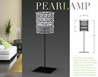 3D Printed Lamp Shade
