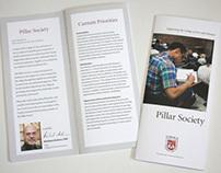 Pillar Society Brochure