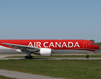 Air Canada Branding