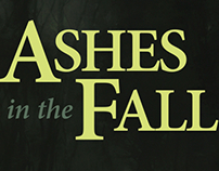 Ebook Cover: Ashes In the Fall