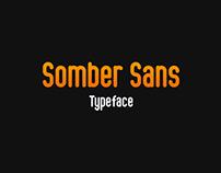 Somber Sans - Typeface