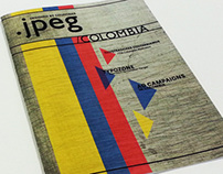 ".jpeg magazine ""COLOMBIA"""
