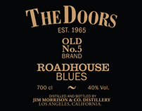 Roadhouse Blues CD Cover