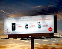 Anúncios Status Celulares