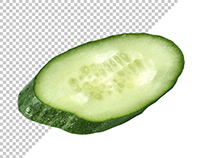 Free Cucumber Transparent PNG Pack