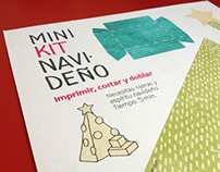 Mini Kit Navideño