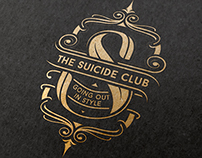 The Suicide Club - Brand Identity