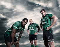 Mazda Rugby print