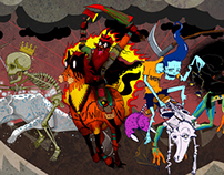 Horsemen of the Baktun Apocalypse - Collaboration
