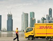 Importação Integrated Campaign- DHL Express