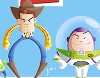 Toy Story Fanart