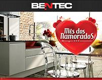 Campanha Dia dos Namorados Bentec