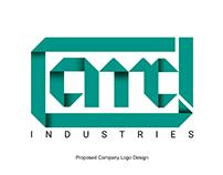 AMD Industries Logo Proposal