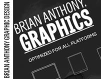 BA Graphic Design Website Facebook Announcement