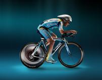 Trek Bikes Astana Cycling Team Site