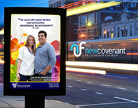 "The NCFC"" (New Covenant Family Church)  AD Campaign"