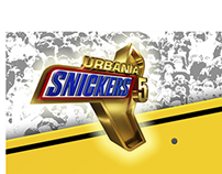SNICKERS URBANIA 5