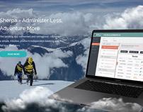 Sherpa UI/UX Project