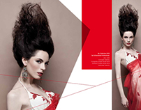 Identity Hairdressing Brochure 2012