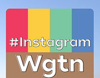 Branding - #InstagramWgtn