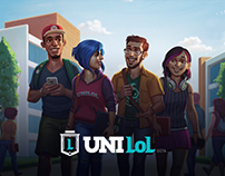 UNILol - League of Legends