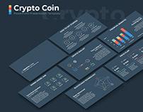 Crypto Coin Presentation Template