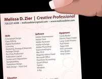 Designed Resumes