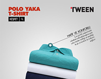 Tween Newsletter & Social Media Shoes T-Shirt Design