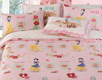 DISNEY BEDDING GRAPHICS 2013