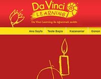 Da Vinci Learning - Hediyeli Test Mikrosite