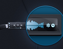 iTunes music player