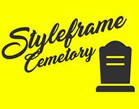 STYLEFRAME CEMETORY