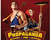 Propaganda pub