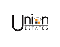 Union Estates | Real estate logo