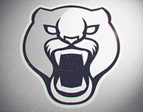 My first version of Kazan Ak Bars hokkey team logo